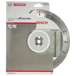 Bosch Standard Seri Beton İçin Elmas Kesme Diski 230 mm - Thumbnail