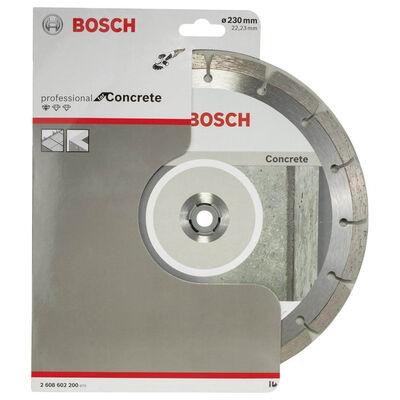 Bosch Standard Seri Beton İçin Elmas Kesme Diski 230 mm BOSCH