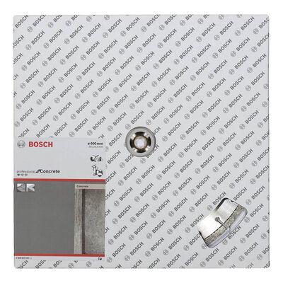 Bosch Standard Seri Beton İçin Elmas Kesme Diski 400 mm BOSCH
