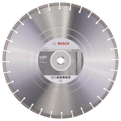Bosch Standard Seri Beton İçin Elmas Kesme Diski 450 mm