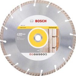 Bosch Standard Seri Genel Yapı Malzemeleri İçin Elmas Kesme Diski 300 mm - Thumbnail
