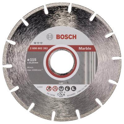 Bosch Standard Seri Mermer İçin Kesme Diski 115 mm