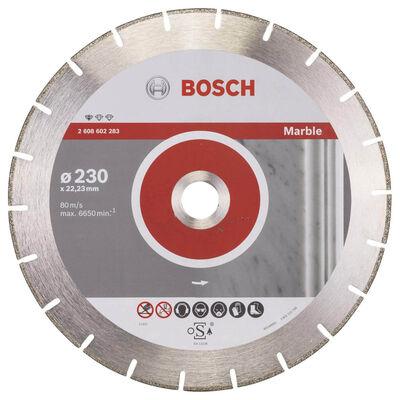 Bosch Standard Seri Mermer İçin Kesme Diski 230 mm