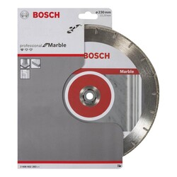 Bosch Standard Seri Mermer İçin Kesme Diski 230 mm - Thumbnail
