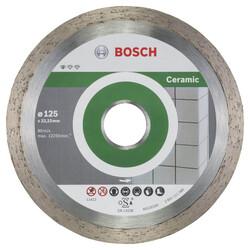 Bosch Standard Seri Seramik İçin, 9+1 Elmas Kesme Diski Set 125mm - Thumbnail