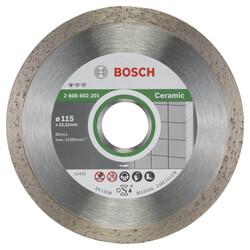 Bosch Standard Seri Seramik İçin Elmas Kesme Diski 115 mm - Thumbnail