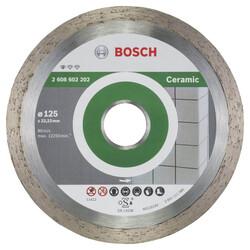 Bosch Standard Seri Seramik İçin Elmas Kesme Diski 125 mm - Thumbnail