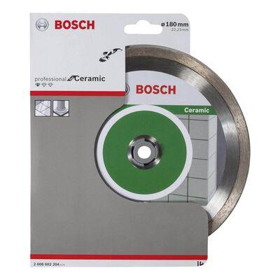 Bosch Standard Seri Seramik İçin Elmas Kesme Diski 180 mm BOSCH
