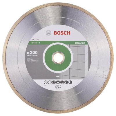 Bosch Standard Seri Seramik İçin Elmas Kesme Diski 300 mm