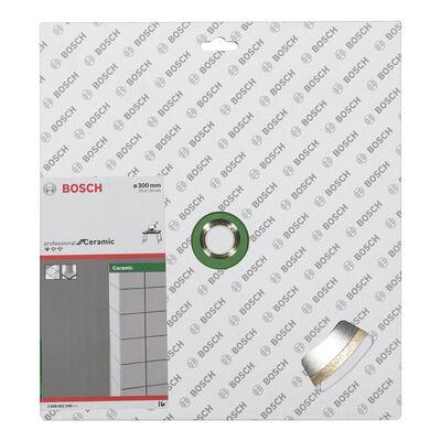 Bosch Standard Seri Seramik İçin Elmas Kesme Diski 300 mm BOSCH