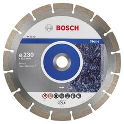 Bosch Standard Seri Taş İçin, 9+1 Elmas Kesme Diski Set 230mm - Thumbnail