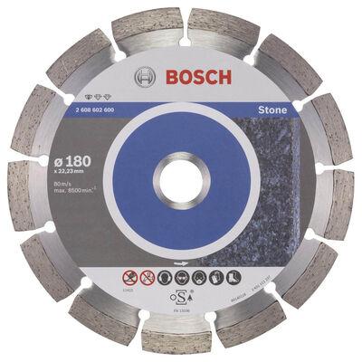 Bosch Standard Seri Taş İçin Elmas Kesme Diski 180 mm