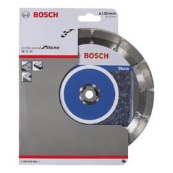 Bosch Standard Seri Taş İçin Elmas Kesme Diski 180 mm - Thumbnail