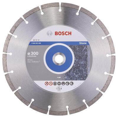 Bosch Standard Seri Taş İçin Elmas Kesme Diski 300 mm