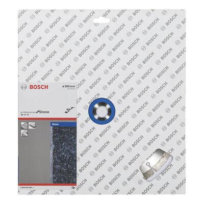 Bosch Standard Seri Taş İçin Elmas Kesme Diski 300 mm BOSCH