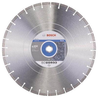 Bosch Standard Seri Taş İçin Elmas Kesme Diski 450 mm