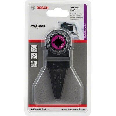 Bosch Starlock - AIZ 28 SC - HCS Universal Derz ve Macun Kesici Bıçak 1'li BOSCH