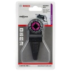 Bosch Starlock - AIZ 28 SC - HCS Universal Derz ve Macun Kesici Bıçak 5'li - Thumbnail