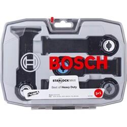 Bosch Starlock Max - Best of Heavy Duty Set 4 Parça - Thumbnail