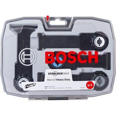 Bosch Starlock Max - Best of Heavy Duty Set 4 Parça BOSCH