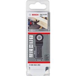 Bosch Starlock Plus - PAIZ 32 EPC - HCS Ahşap İçin Daldırmalı Testere Bıçağı 10'lu - Thumbnail