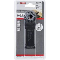 Bosch Starlock Plus - PAIZ 32 EPC - HCS Ahşap İçin Daldırmalı Testere Bıçağı 1'li - Thumbnail