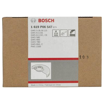 Bosch Taşlama için Siperlik 115 mm BOSCH
