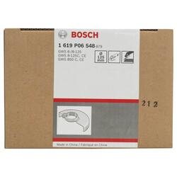 Bosch Taşlama için Siperlik 125 mm - Thumbnail