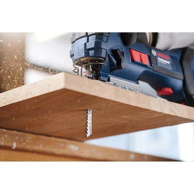 Bosch Temiz Kesim Serisi Ahşap İçin T 101 BR Dekupaj Testeresi Bıçağı - 5'Li Paket BOSCH
