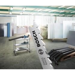 Bosch Temiz Kesim Serisi Sert Ahşap İçin T 101 BRF Dekupaj Testeresi Bıçağı - 5'Li Paket - Thumbnail