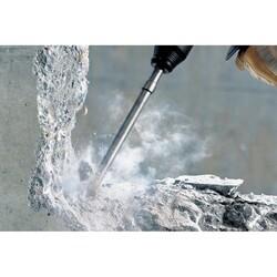 Bosch Tornalanmış Kamaya Sahip 17 mm Altıgen Giriş Şaftlı Sivri Keski 400 mm - Thumbnail