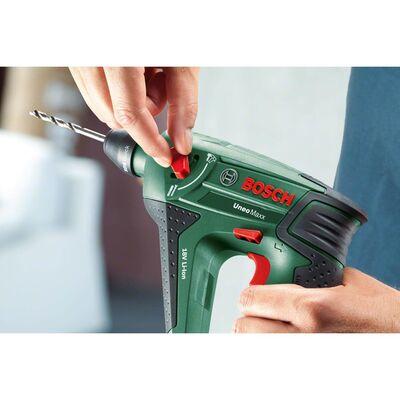 Bosch UNEO MAXX 18 V 2,5 AH Kırıc Delici (Çift Akü) BOSCH