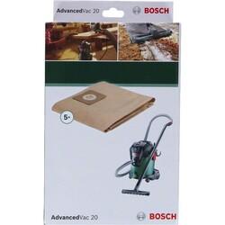Bosch Vac Toz torbası - AdvVac20 - Thumbnail