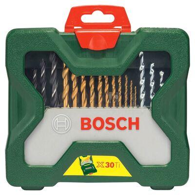 Bosch X-Line 30 Parça Titanyum Karışık Aksesuar Seti BOSCH