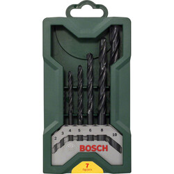 Bosch X-Line Mini 7 Parça Metal Matkap Ucu Seti - Thumbnail