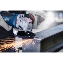 Bosch X-LOCK - 125 mm M14 Kağıt Zımparalar için Taban - Thumbnail