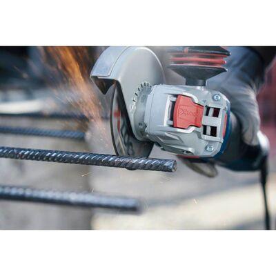 Bosch X-LOCK - 125*1,0mm Standard Seri Düz Inox (Paslanmaz Çelik) Kesme Diski (Taş) - Rapido 10'lu BOSCH