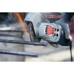 Bosch X-LOCK - 125*1,6 mm Standard Seri Düz Inox (Paslanmaz Çelik) Kesme Diski (Taş) 10'lu - Thumbnail