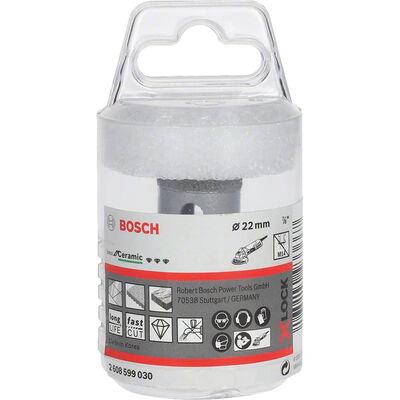 Bosch X-LOCK - Best Serisi, Taşlama İçin Seramik Kuru Elmas Delici 22*35 mm BOSCH
