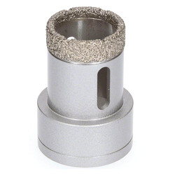 Bosch X-LOCK - Best Serisi, Taşlama İçin Seramik Kuru Elmas Delici 32*35 mm - Thumbnail