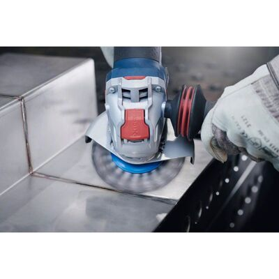 Bosch X-LOCK - Clean Serisi Metal İçin Saçaklı Pirinç Tel Fırça 70*0,3 mm BOSCH
