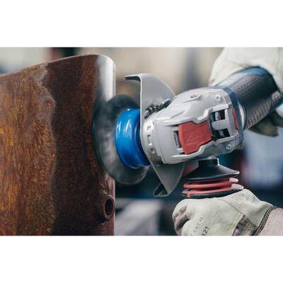 Bosch X-LOCK - Clean Serisi Metal İçin Saçaklı Yuvarlak Fırça 115*0,3 mm BOSCH