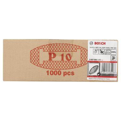 Bosch Yassı Dübel GR 10 55*19*4 mm 1000'li BOSCH