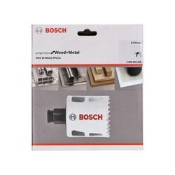 Bosch Yeni Progressor Serisi Ahşap ve Metal için Delik Açma Testeresi (Panç) 152 mm - Thumbnail