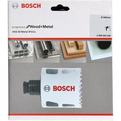 Bosch Yeni Progressor Serisi Ahşap ve Metal için Delik Açma Testeresi (Panç) 168 mm - Thumbnail