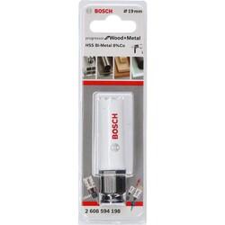 Bosch Yeni Progressor Serisi Ahşap ve Metal için Delik Açma Testeresi (Panç) 19 mm - Thumbnail