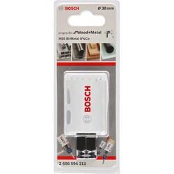 Bosch Yeni Progressor Serisi Ahşap ve Metal için Delik Açma Testeresi (Panç) 38 mm - Thumbnail