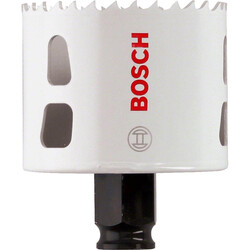 Bosch Yeni Progressor Serisi Ahşap ve Metal için Delik Açma Testeresi (Panç) 64 mm - Thumbnail