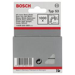 Bosch Zımba Teli Tip 53 11,4*0,74*18 mm - Thumbnail