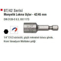 Ceta Form Bt/0642 Manyetik Lokma Ucu 6X42 Mm Ceta Form